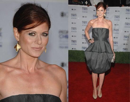 2009 People's Choice Awards: Debra Messing