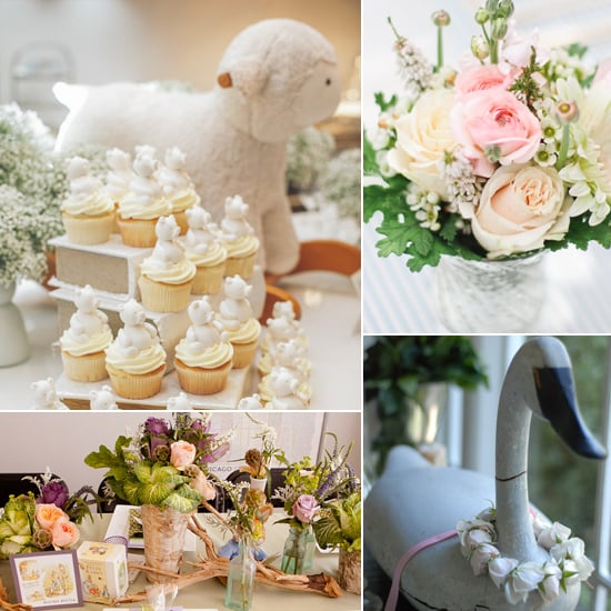 Center of Attention: 12 Ways to Add Interest to Your Baby Shower Table