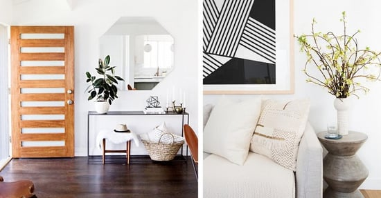 Decorating Your First Apartment? Start With 2017's Biggest Décor Trends