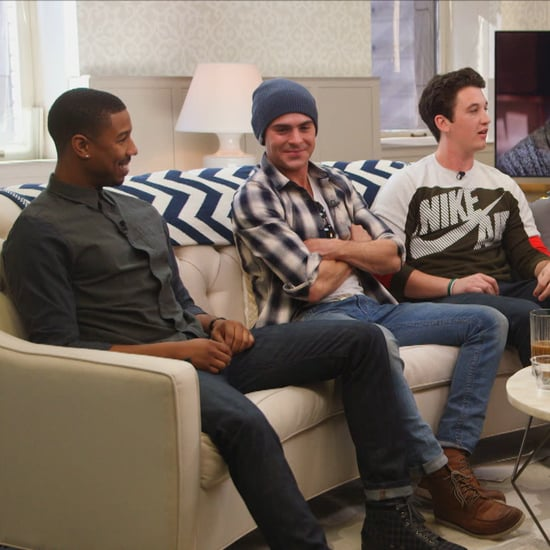 Zac Efron That Awkward Moment Interview