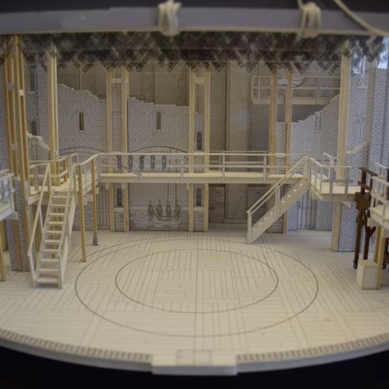 Facts About Hamilton's Set Design