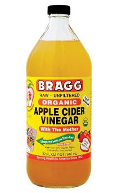 Drink Apple Cider Vinegar For a Boost of Energy