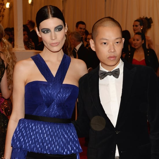 Jessica Pare and Jason Wu Met Gala Interview | Video