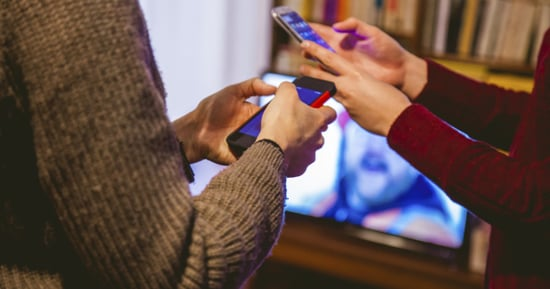 Smartphones May Actually Be Killing TV, New Nielsen Data Shows
