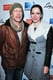 Costars Bruce Willis and Rebecca Hall promoted their film Lay the Favorite at Sundance in 2012.