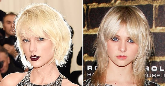 Taylor Swift Channels Her Inner Taylor Momsen at Met Gala 2016: Red Carpet Photos