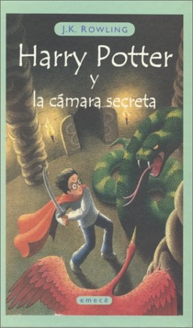 Harry Potter and the Chamber of Secrets, Spain