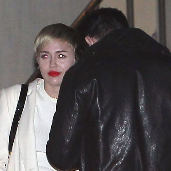 Miley Cyrus and Patrick Schwarzenegger at Still Alice Q&A
