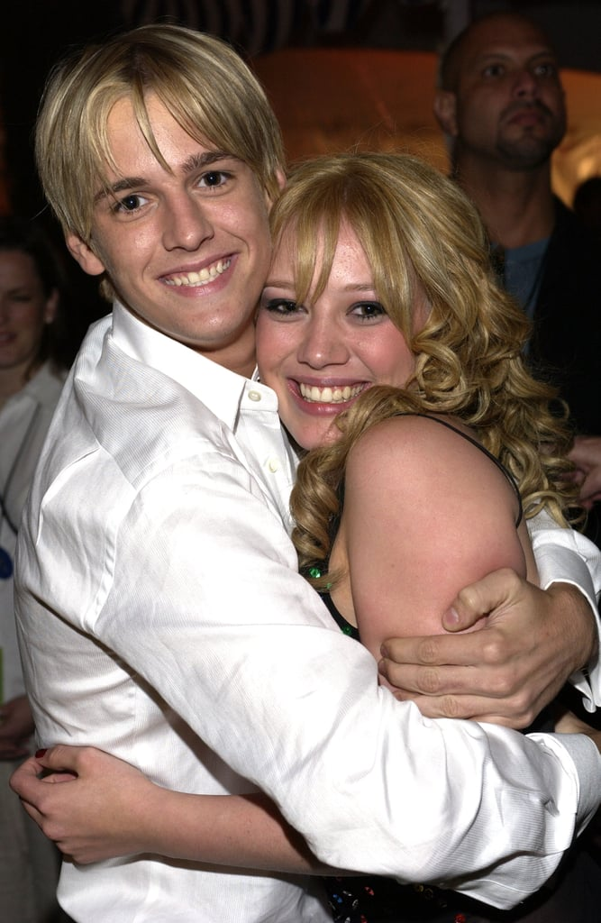 She Dated Aaron Carter