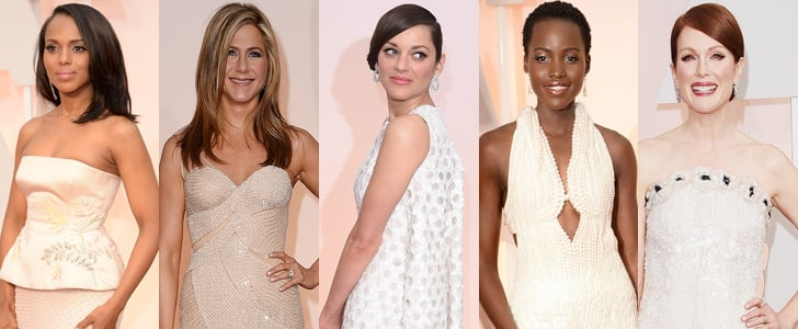 Which White Gown Is the Fairest of Them All?