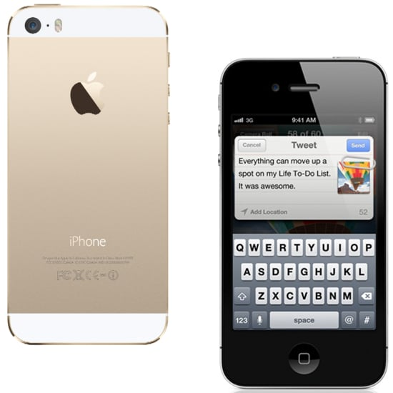 iPhone 5S or iPhone 4S?