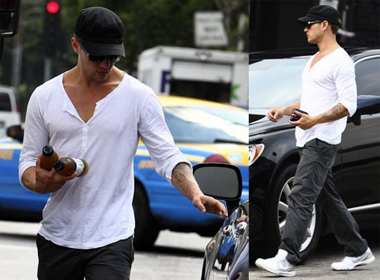 Photos of Ryan Phillippe in LA Wearing a Hat