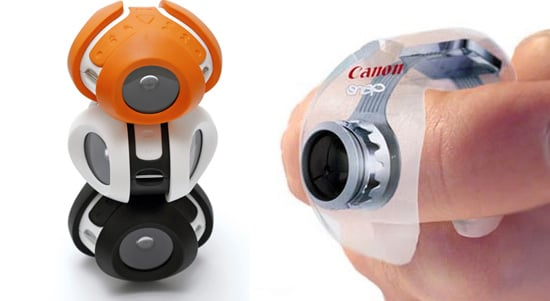 Cool Concept Cameras to Watch For