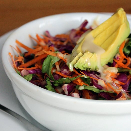 Carrot and Cabbage Detox Salad