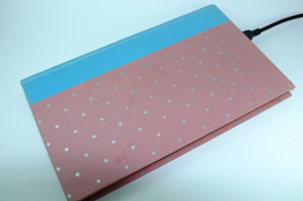 Memoirs of Madame du Barry ($189) makes a pretty and chic case for a hard drive.