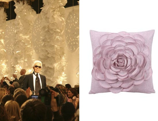 Inspired: Chanel's Dimensional Blooms