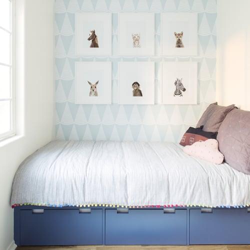 Minimal Children's Bedroom