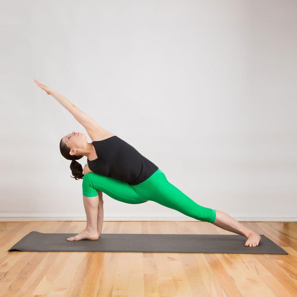 How to Do Extended Side Angle (Utthita Parsvakonasana) in Yoga