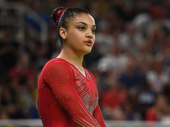Olympian Laurie Hernandez Joins Dancing with the Stars: My Dad Always Said 'You're Gonna Be on There One Day'