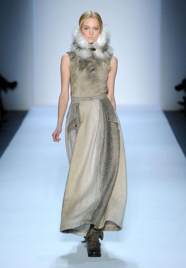 Fall 2011 New York Fashion Week: Christian Cota
