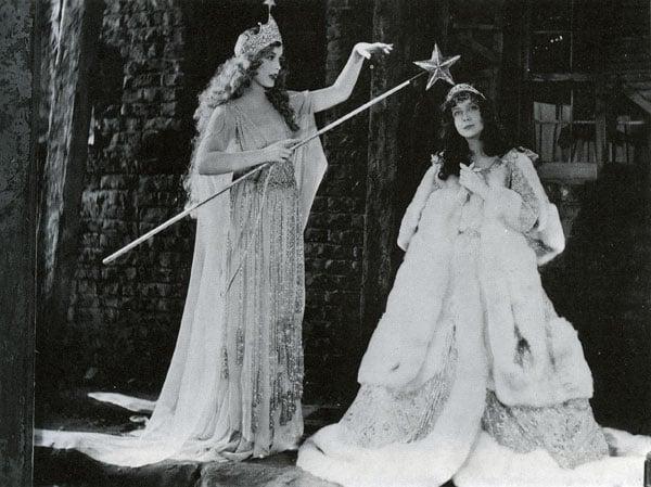 A Kiss For Cinderella, 1916