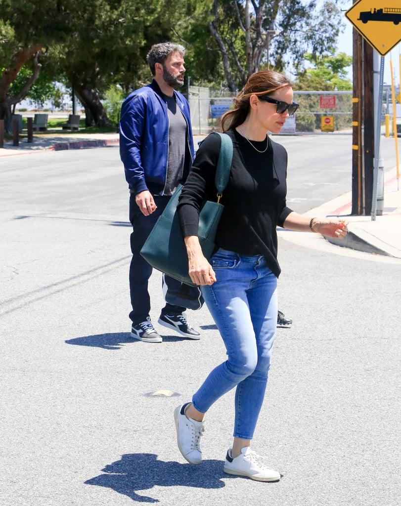 Ben Affleck Thanks Jennifer Garner for Her Support While In Rehab