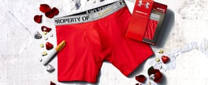 Celebrate Him This Valentine's Day With the Gift of Sexy Style