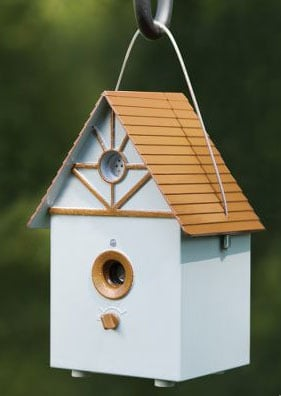 Birdhouse Works As a Dog Bark Deterrent