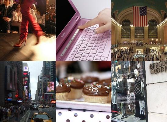 Fab Field Day: New York Fashion Week