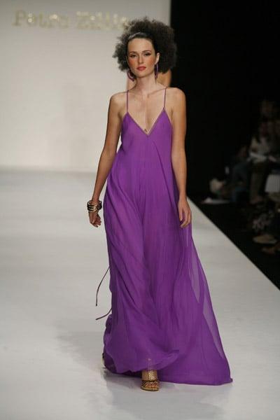 LA Fashion Week, Spring 2008: Petro Zillia