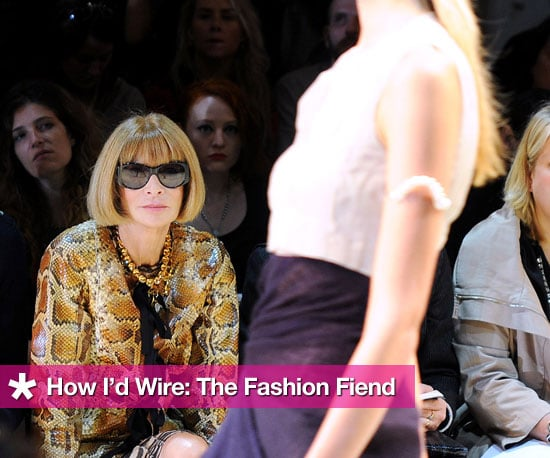 How I'd Wire the Fashion Fiend