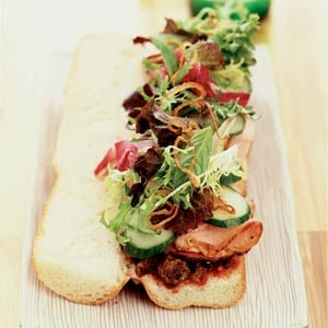 Travel To Vietnam In 30 Minutes: Make Banh Mi For Dinner