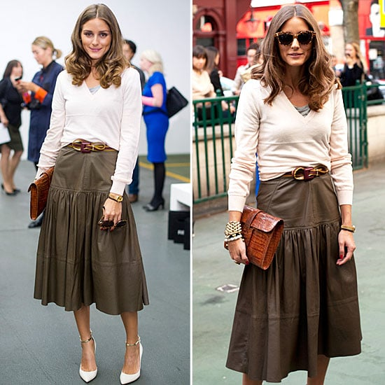 Steal Olivia Palermo's Fashion Week Style