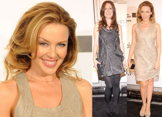 Gallery of Photos of Kylie Minogue & Julianne Moore at Art Awards, Dannii Minogue Talks About Her Playboy Shoot & Kylie's Cancer