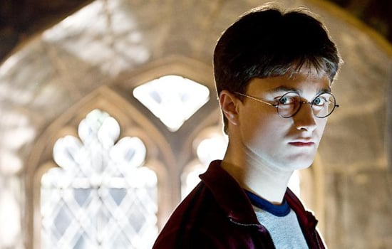 Harry Potter: Half-Blood Prince or Deathly Hallows