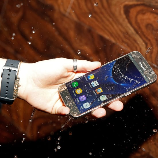 Is Samsung's Phone Really Waterproof?