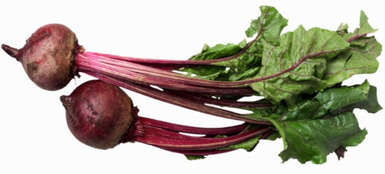 Healthy Eating Tip: Don't Toss Those Beet Greens