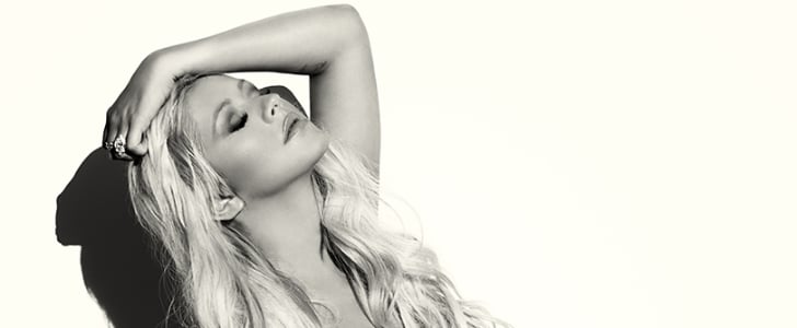NSFW: Pregnant Christina Aguilera Poses Naked