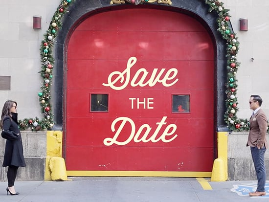 This Couple's Wes Anderson-Inspired Save-The-Date Is Whimsy and Wonderful (VIDEO)