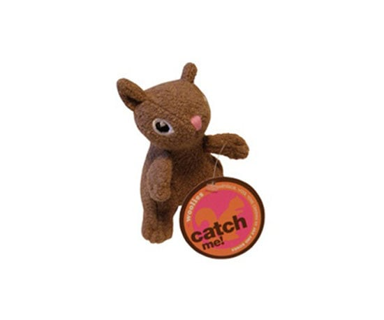 Woolies Squirrel Toy
