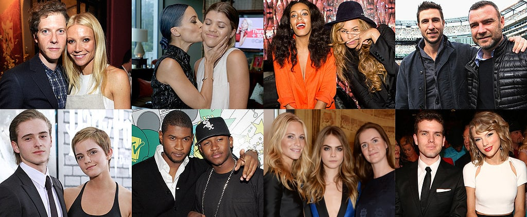 Celebrity Siblings You Probably Didn't Know About