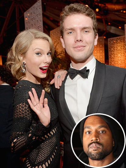 Taylor Swift's Brother Austin Reacts to Kanye West's Diss by Trashing Sold-Out Yeezy Shoes in 'Spring Cleaning' Video