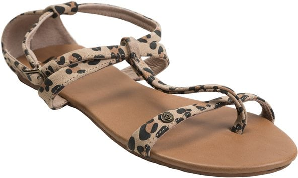 Go wild with your prints like Volcom's leopard number ($46).