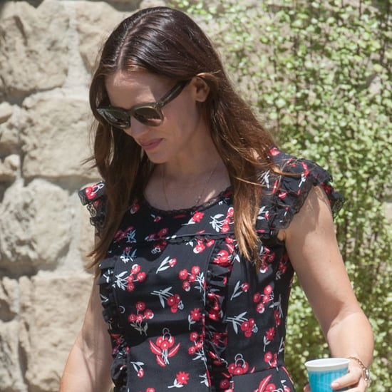 Jennifer Garner Out in LA July 2016