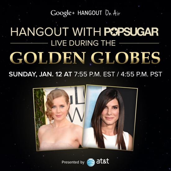Google+ Hangout For the Golden Globes 2014