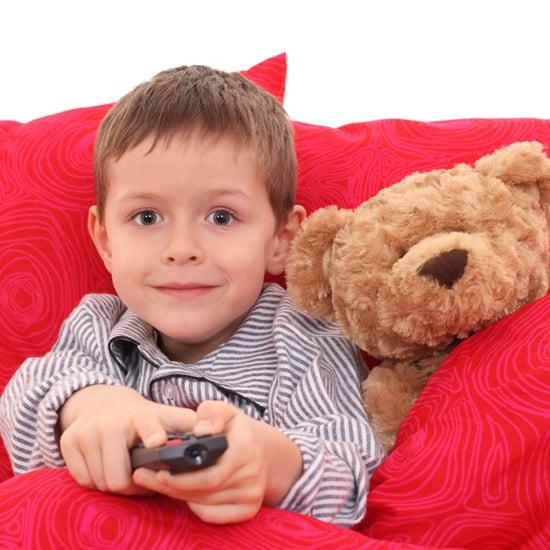 TVs in Bedrooms Make Kids Gain Weight