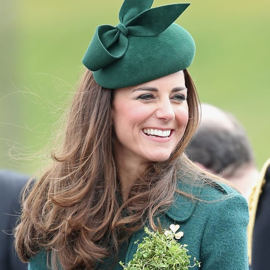 Celebrate St. Patrick's Day With Kate Middleton's Perfect Blowdry