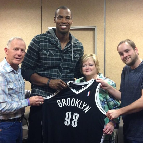 Jason Collins Meets Matthew Shepard's Family | Pictures