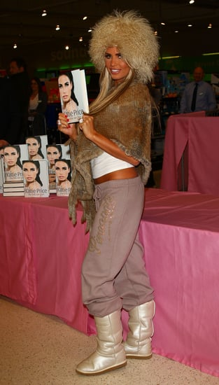Pictures of Katie Price at Autobiography Book Signing You Only Live Once in Milton Keynes