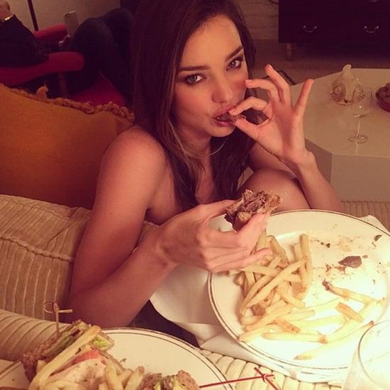Miranda Kerr Sexy Instagram Pictures